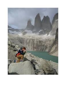 Tebowing Patagonia