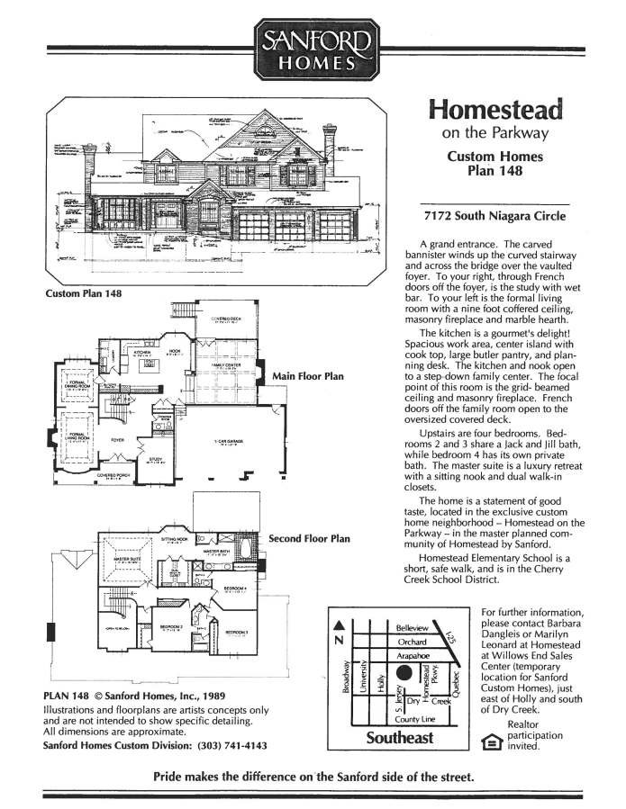 Stratton Floor Plan