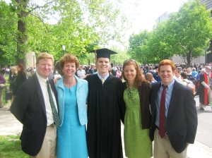 William's Notre Dame Graduation 2010