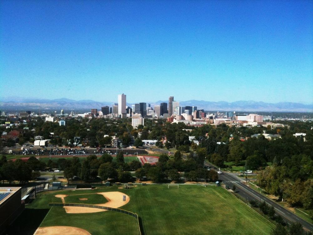 Positive Perspective on Denver, Colorado 2011
