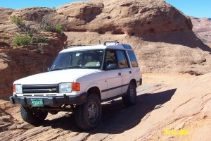 94 Disco in Moab