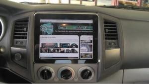 iPad in Your Car