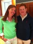 Caroline & Andrew Cryer Easter 2011