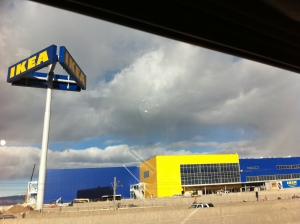 IKEA Signage in Centennial, Colorado 80112