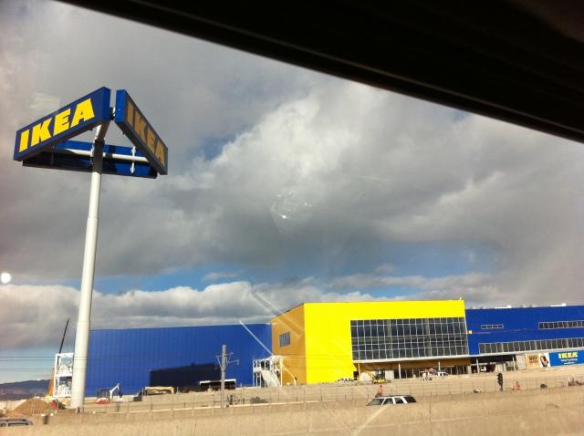 IKEA Signage in Centennial, Colorado 80112