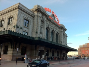 Union Station Front