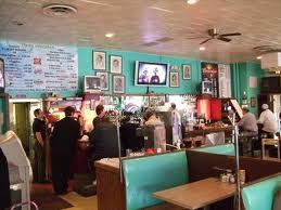 Bonnie Brae Bar Area