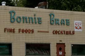 Bonnie Brae Tavern 1934 to 2012