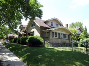 American Craftsman Style Home