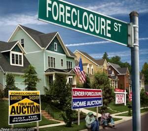 Foreclosure Street