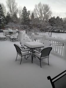 April 16, 2013 Denver Snow Storm