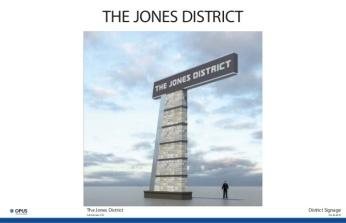 Jones District