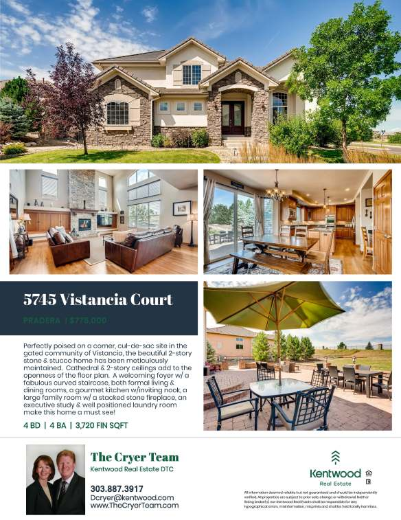 MyTownCryer   Denver Real Estate by The Cryer Team www